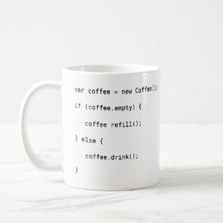 La taza esencial del programador