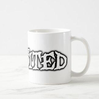 la taza explotada