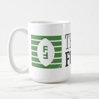 La taza falsa del fútbol