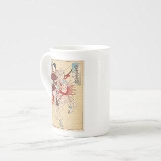 La taza femenina de la porcelana de hueso de Hanga Taza De Porcelana