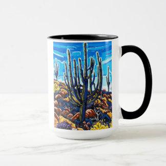 La taza grande del Saguaro