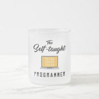 La taza helada programador autodidacta