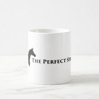 La taza perfecta de la obra clásica del paso