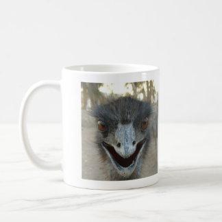La taza principal del Emu