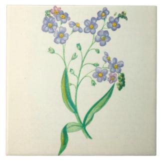 La teja de cerámica de la cocina del Wildflower me