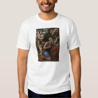 La tentación de St Jerome de Giorgio Vasari Camisas