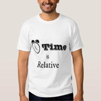 La teoría de la relatividad de Einstein Camisetas