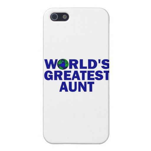La tía más grande del mundo iPhone 5 cárcasa