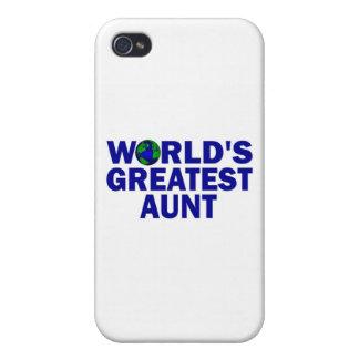 La tía más grande del mundo iPhone 4/4S funda