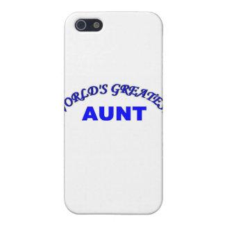 La tía más grande del mundo iPhone 5 carcasa