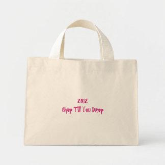 La tienda 2012 le labra bolso del descenso bolsa tela pequeña