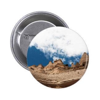 La tienda oscila las montañas New México Chapa Redonda De 5 Cm