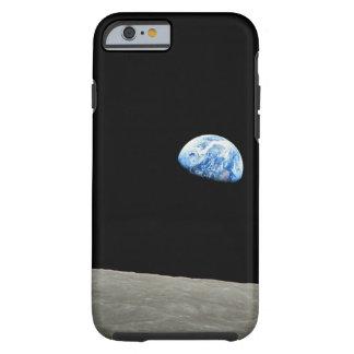 La tierra sube de la luna funda de iPhone 6 tough
