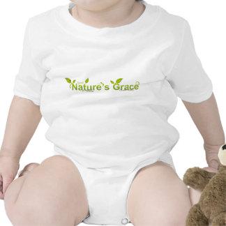 La tolerancia de la naturaleza con la mariquita trajes de bebé