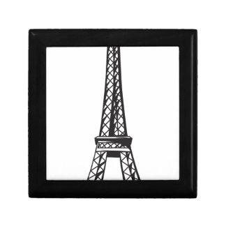 La torre Eiffel (viva) Joyero