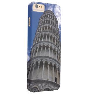 La torre inclinada de Pisa (Italia) Funda Barely There iPhone 6 Plus