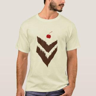 La torta camiseta