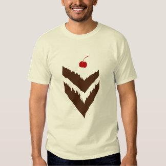 La torta camisetas