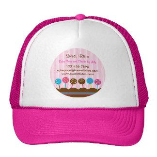 La torta hace estallar el gorra de la panadería