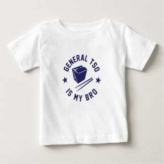 La TSO es mi Bro Camiseta De Bebé