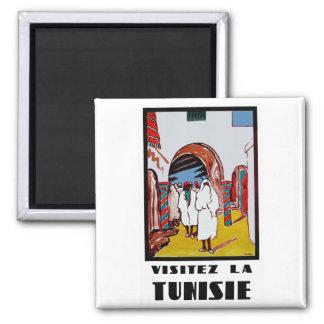 La Tunisie de Visitez Imán Cuadrado