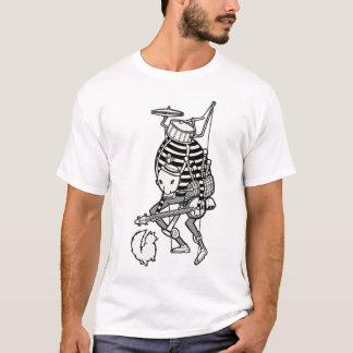 La una banda del hombre camiseta