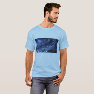 La una camiseta de los hombres de la humanidad