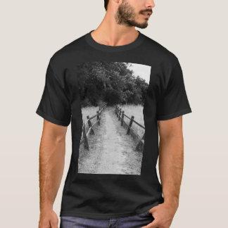 La una camiseta menos viajada