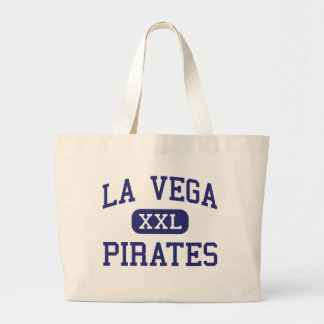 La Vega - piratas - joven - Waco Tejas Bolsa Tela Grande