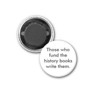 la verdad sobre historia iman de frigorífico