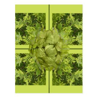 La verde lima deja la postal de Pascua
