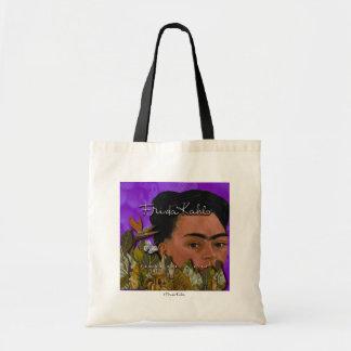 La Vida 2 de Frida Kahlo Pasion Por Bolsa Tela Barata