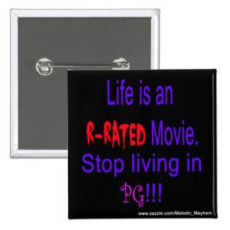 La vida es como las películas… pins