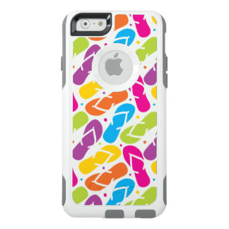 La vida es mejor en modelo de los flips-flopes funda otterbox para iPhone 6/6s