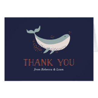 La vida marina le agradece cardar tarjeta pequeña