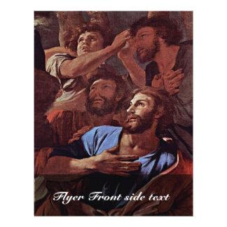 La Virgen apareció a San Jaime detalló, Folleto 21,6 X 28 Cm