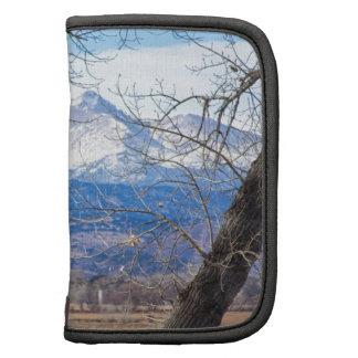 La visión a través de los árboles desea pico organizadores