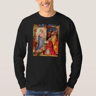 La visita de los Sabio-Hombres Camiseta