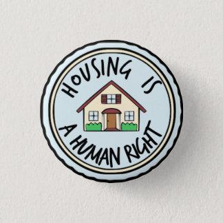 La vivienda es un botón del derecho humano