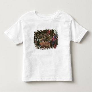 La vocación de St Matthew Camisas