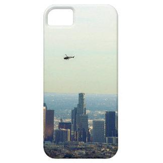 LA y helicóptero Funda Para iPhone SE/5/5s