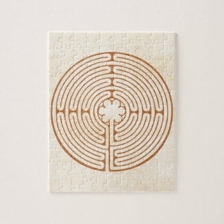 Laberinto de Chartres Puzzle