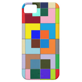 Laberinto del COLOR: Gráficos felices Funda Para iPhone SE/5/5s