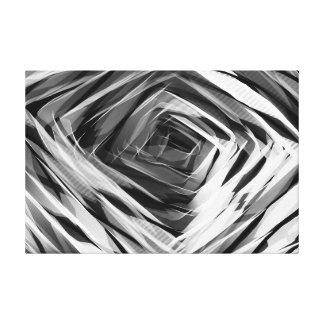 Laberinto - impresión de la lona