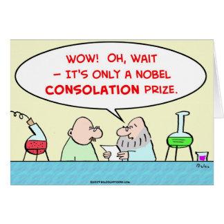 laboratorio premiado de los científicos de la cons tarjeta