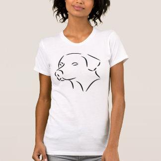 Labrador Camiseta