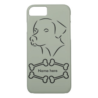Labrador Funda iPhone 7