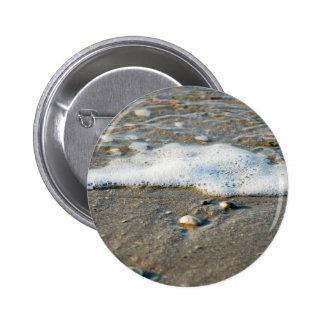 Lado de mar chapa redonda de 5 cm