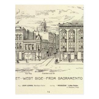 Lado oeste de Kearny, de Sacramento y de la Postal