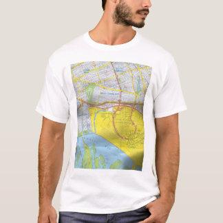 Lado sur Jamaica Camiseta